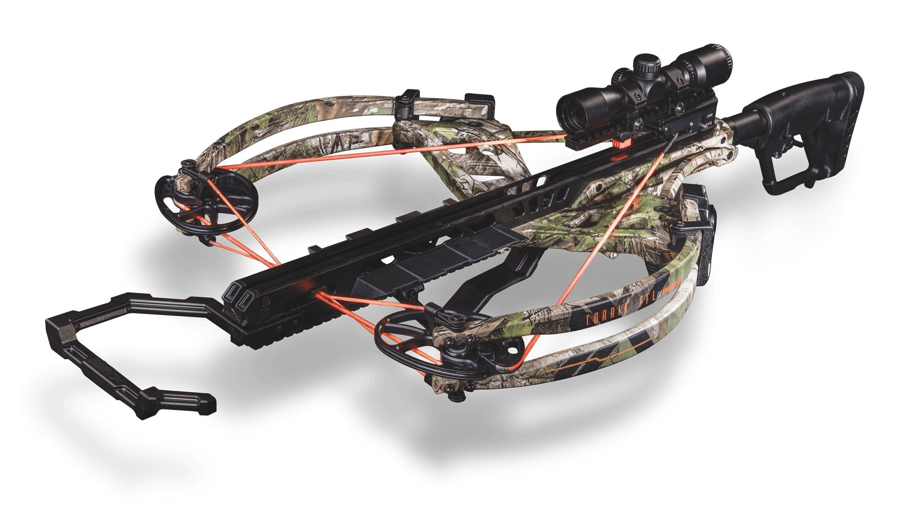 Bear X Crossbows Archery Torrix FFL Crossbow Package, 34'', Realtree Extra