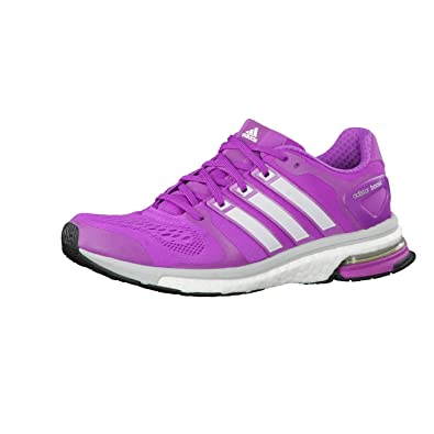 adidas Adistar Boost ESM Running Shoe Seã ± Ora Pink Size  10 UK  Amazon.co. uk  Shoes   Bags c285a2a49