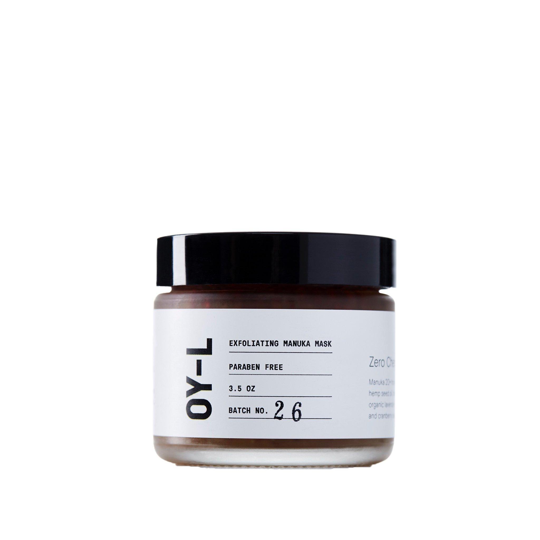 OY-L Exfoliating Manuka Honey Mask