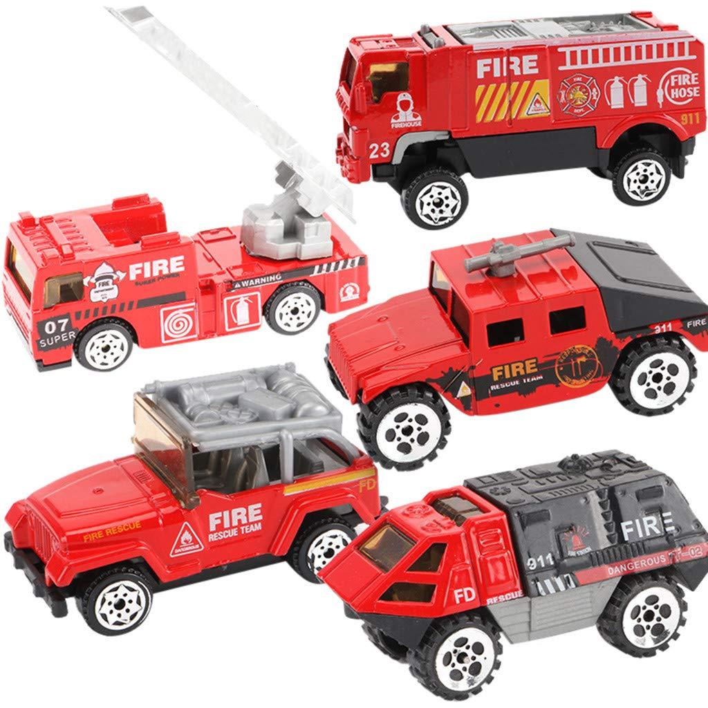 Amazon com: Sikye Mini Simulating Construction Engineering Truck