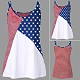 4th of July Shirts for Women BXzhiri American