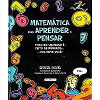 Matemática Para Aprender e Pensar