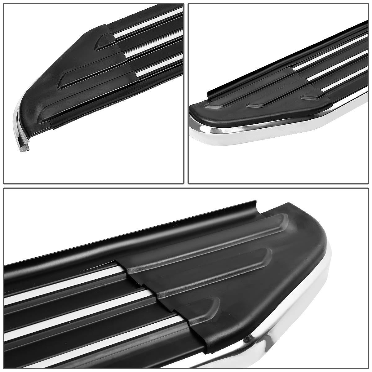 For Honda Pilot YF3 YF4 Pair of 5.5 Aluminum Side Step Nerf Bar Running Board