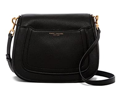 Amazon.com  Marc Jacobs Empire City Large Leather Crossbody Bag  Shoes