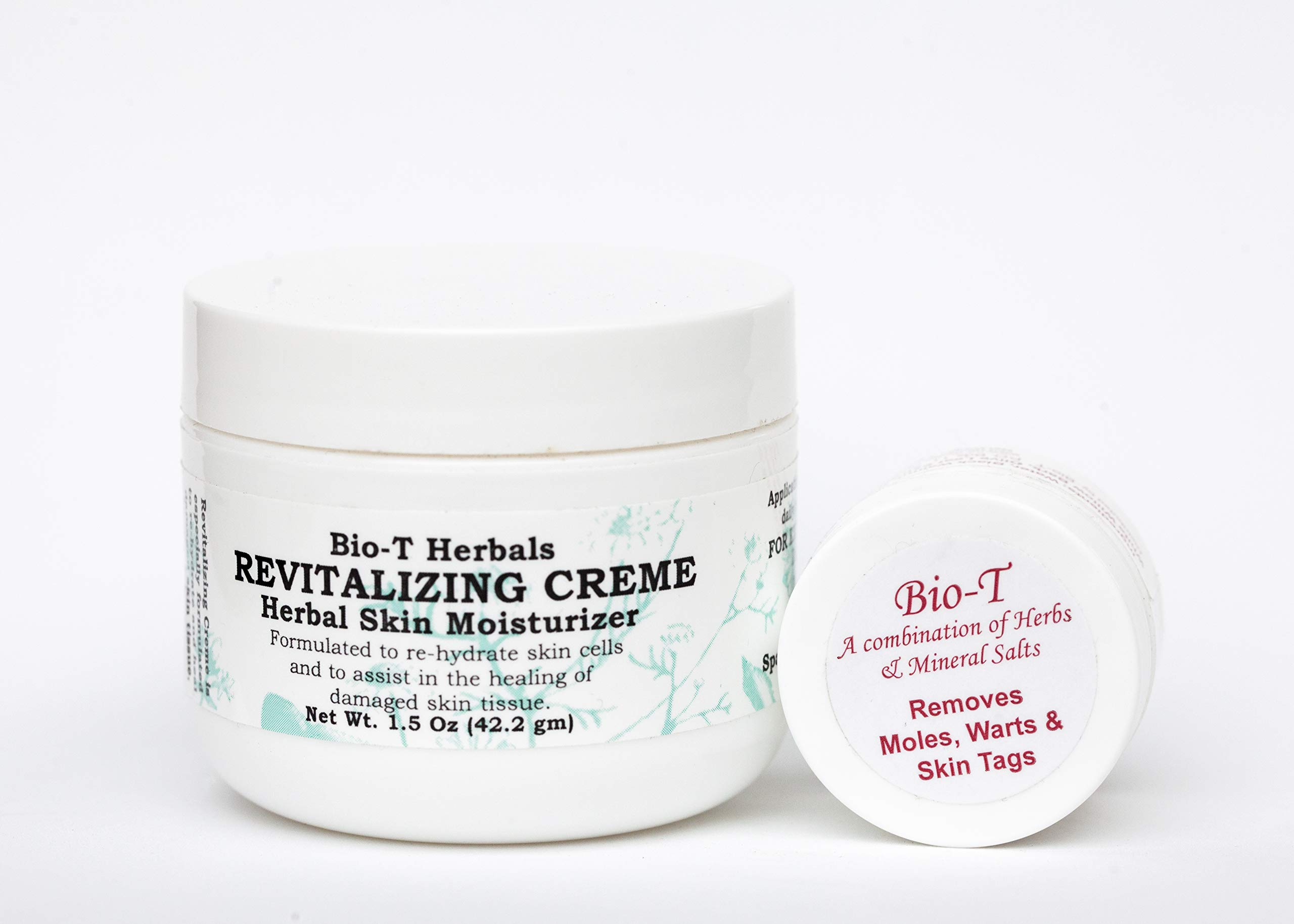 Bio-T Combo Special, Topical Ointment and Revitalizing Cream