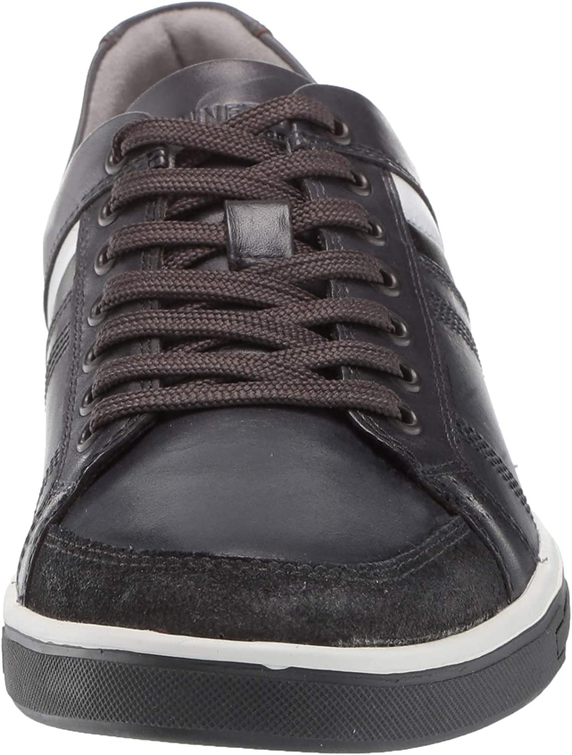 Kenneth Cole New York Initial Sneaker, Baskets Initial. Homme Gris Foncé
