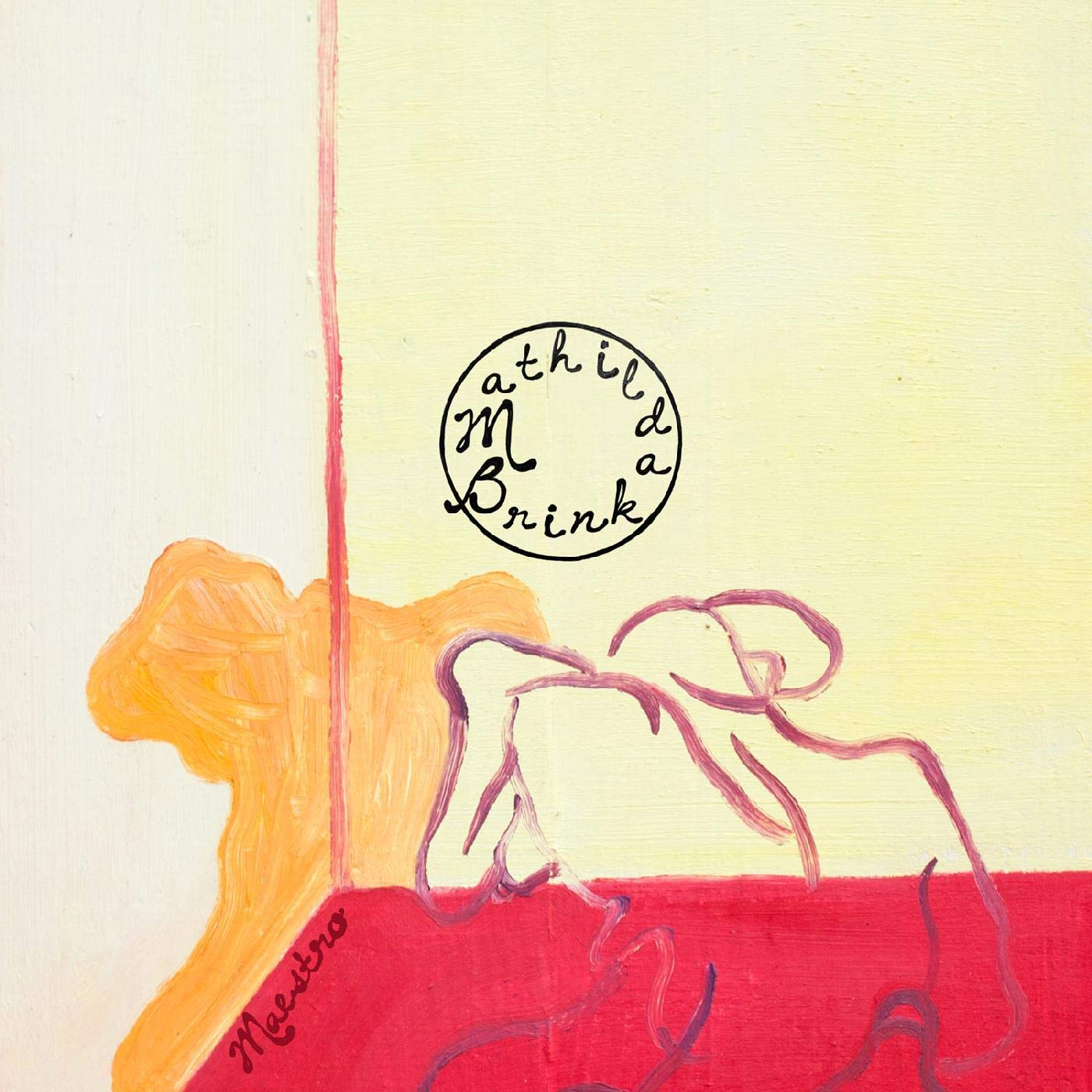 Vinilo : Mathilda Brink - Maestro (LP Vinyl)