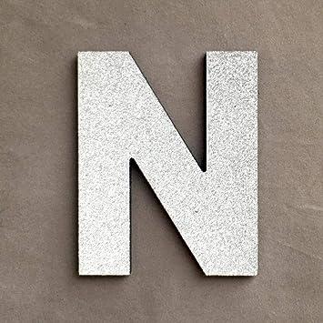 Amazon Ussore DIY Foam Letters Silver Wall Sticker For Wedding