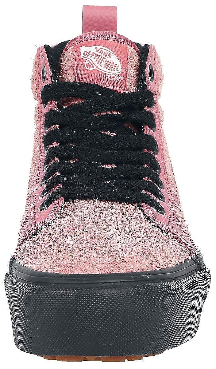 Vans SK8 Hi Platform MTE Zapatillas Rosa: Amazon.es: Zapatos
