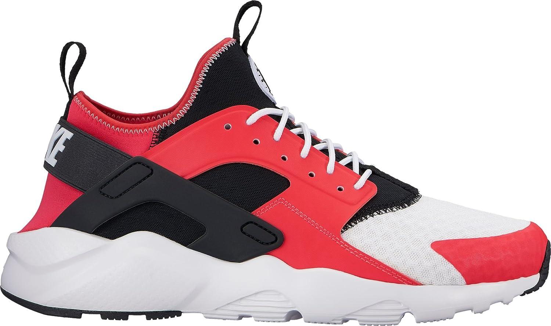 ナイキ シューズ スニーカー Nike Men's Air Huarache Run Ultra Shoes RedBlack [並行輸入品] B074CM5G5W