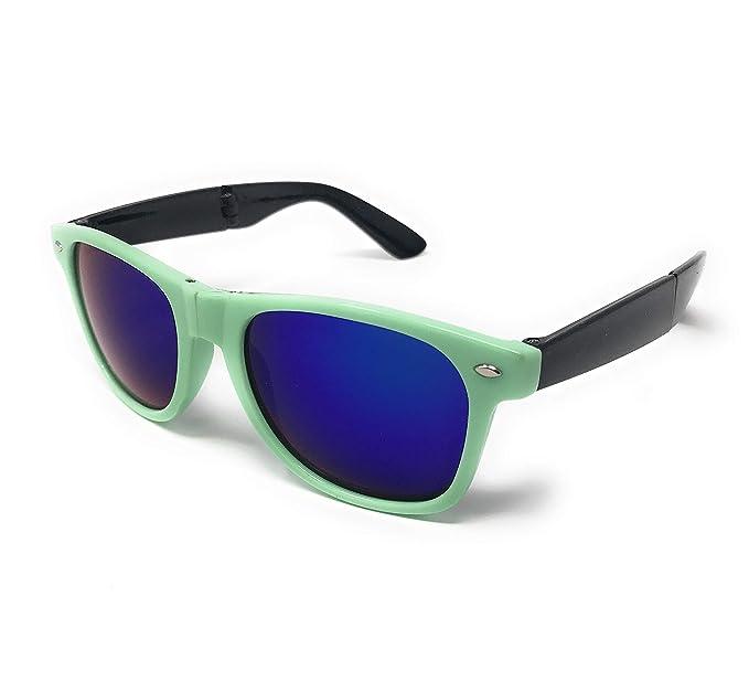 KY Gafas de Sol Classic Plegable con Protección UV400 Lentes ...