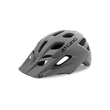 Giro Fixture Casco, Unisex, Gris Mate, 54-61 cm