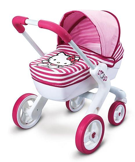 Hello Kitty - Pop Pram, cochecito de juguete (Smoby 511331)