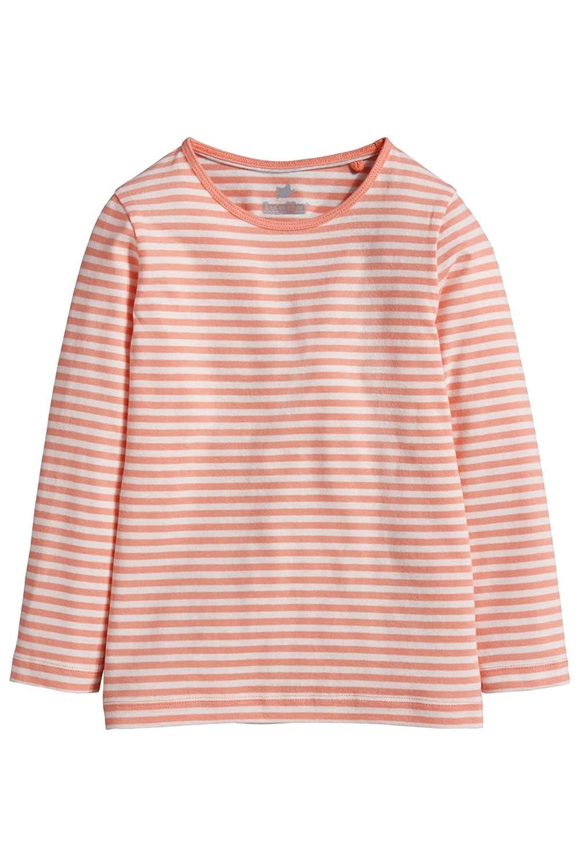 Lupilu M/ädchen Langarmshirt Langarm T-Shirt Kleinkinder Gepunktet 86//92