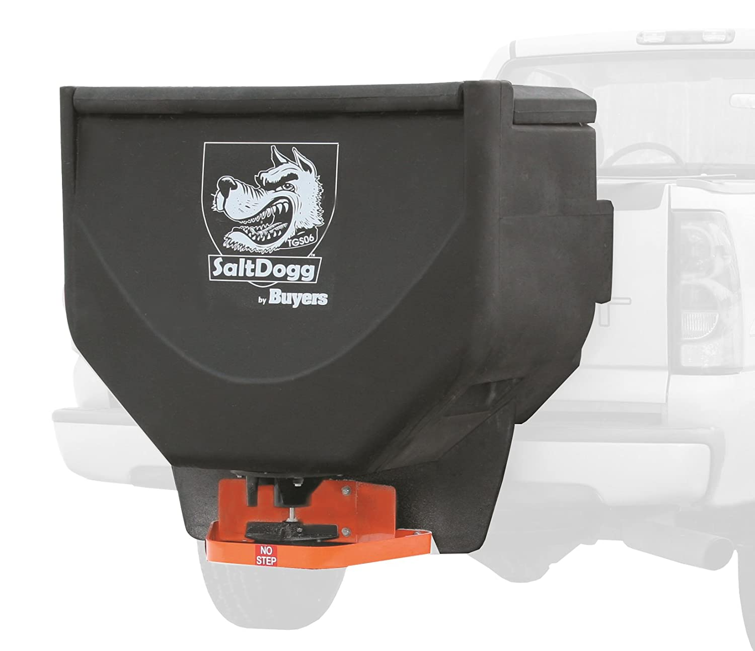 SaltDogg TGS06 10 Cubic Foot Tailgate Salt Spreader Buyers Products Co. - DROPSHIP