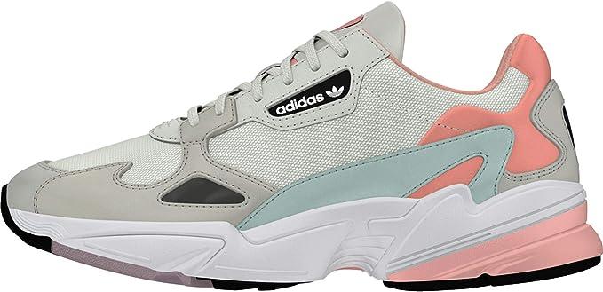 Adidas Falcon White : Adidas Shoes for Women, Men & Kids