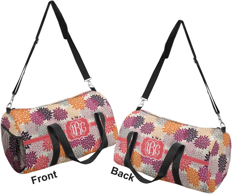 YouCustomizeIt Mums Flower Duffel Bag Personalized