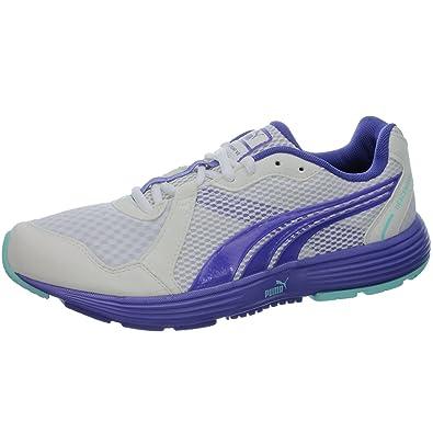 Puma Descendant V2 WNS 187311 06 Women s Running Runningschuhe White White  Size  5 66dd3ac87