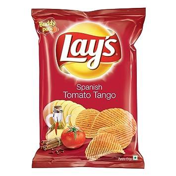 Amazon Lays Spanish Tomato Tango Potato Chips 52 Grams India