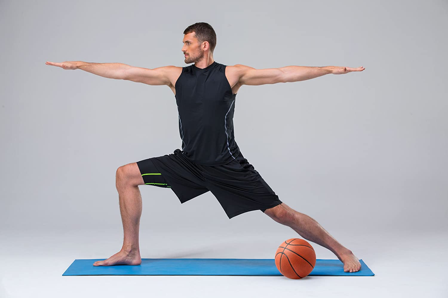 Image result for athlete and yoga