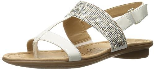 Naturalizer Mujer Sandalias de Carrito de Soporte de: Amazon.es: Zapatos y complementos