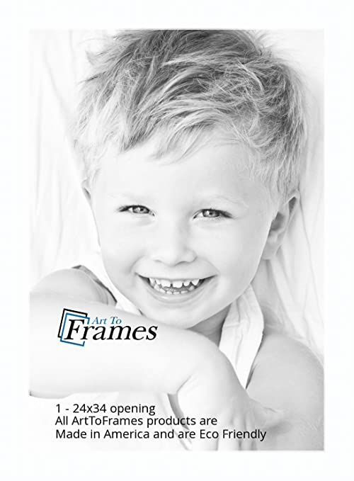 amazoncom 24x34 smooth white super white custom mat for picture frame with 20x30 opening size single frames