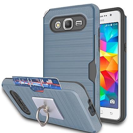 Amazon.com: Galaxy Grand Prime caso, Galaxy J2 Prime funda ...