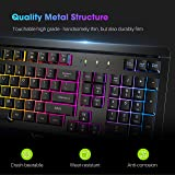 Galleon - PICTEK Gaming Mouse Wired, 8 Programmable Buttons, Chroma