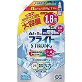 【大容量】ブライトSTRONG 衣類用漂白剤 詰め替え 900ml
