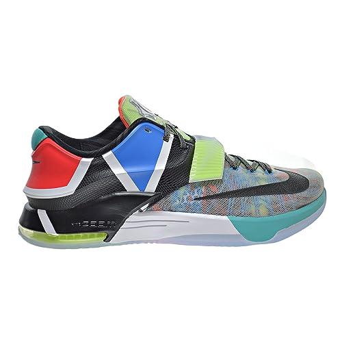 Nike KD VII SE What The KD Men s Shoes Multi Color Black Horizon 801778 b9beb7d8a