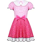 9b0e009fbab FEESHOW Girls Kids LOL Doll Surprise Princess Fancy Dress Halloween Cosplay  Costumes Party Outfit