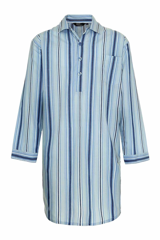 Champion Mens Westminster Stripe Nightshirt Lounge Wear MPYJ-3175