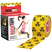 RockTape Kinesiology Roll Support Tape Red Logo