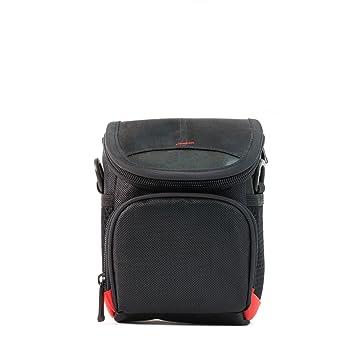 MegaGear - Ultra Light - Estuche con compartimentos para Cámara para Canon Powershot SX540, SX530 HS, Canon PowerShot SX420 IS, SX410 IS