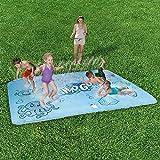 Bestway H2O GO! Fun Sketching Art Blobz Giant Water Filled Spraying Splash Mat