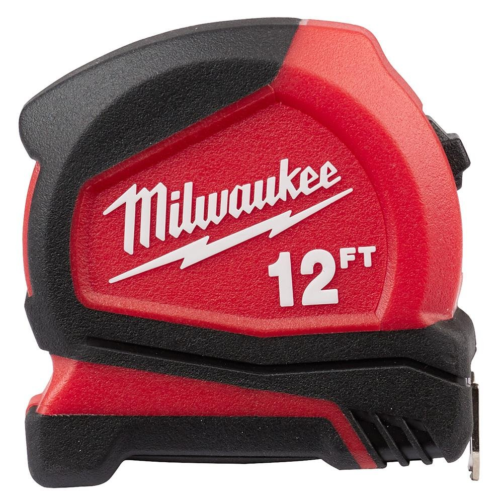 Compact Tape Measure 12' by Milwaukee Electric Tool Corp