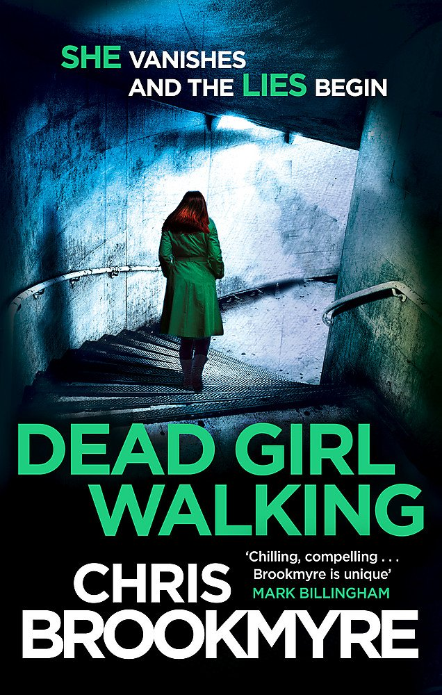 Dead Girl Walking (Jack Parlabane, Band 6)