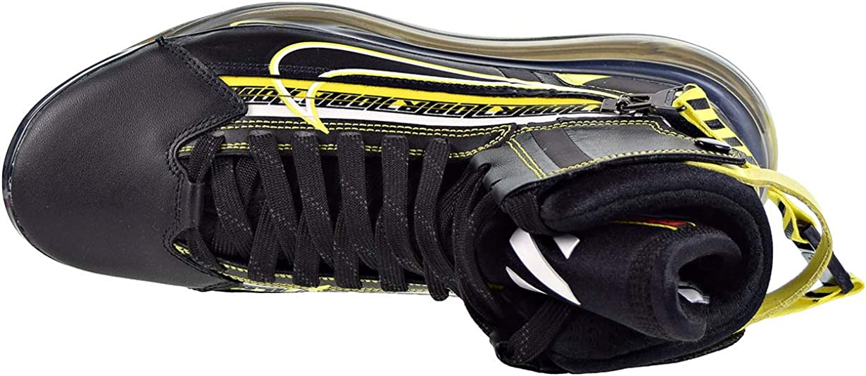 Nike Air Max 720 Saturn All Star Qs Uomini Scarpe Nero