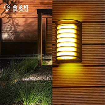 LED Moderna Lámpara de Pared Villa pasillo lámpara de pared ...