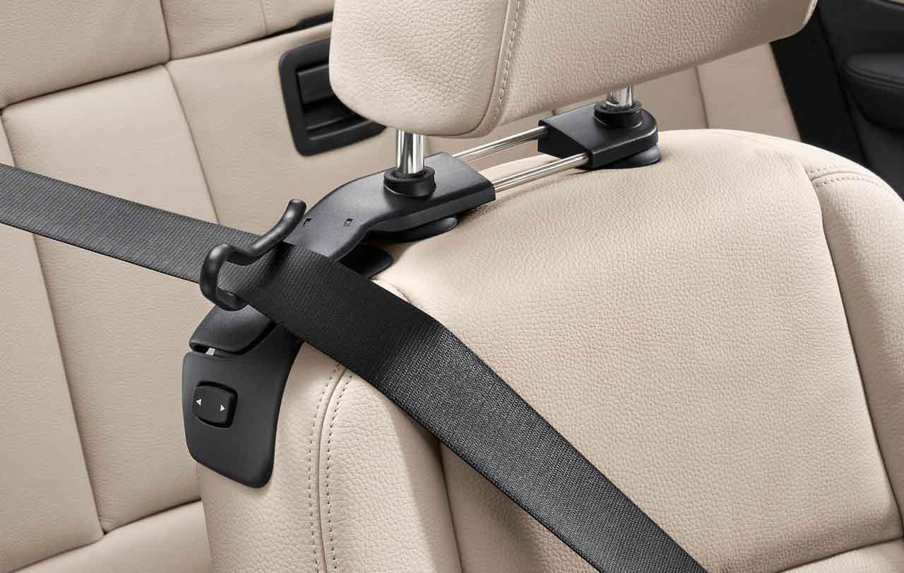BMW Supports de ceinture sur l/'appuie-t/ête gauche droite 52302208036