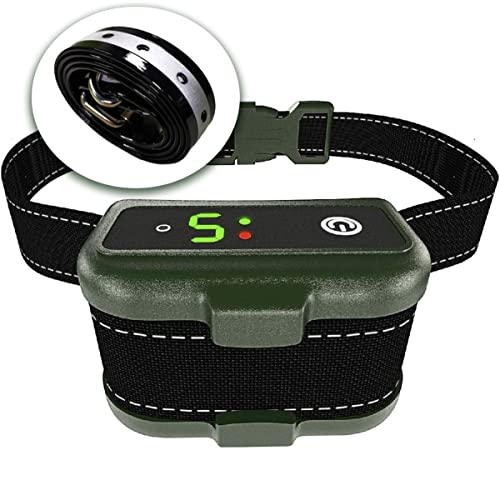TBI-Pro-[Newest-2019]-Rechargeable-Bark-Collar-Upgraded-Smart-Detection-Module