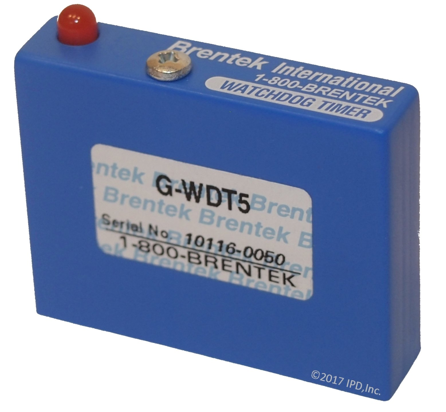 Watchdog Timer - Brentek G-WDT5 - 2 second Fixed Timeout, Opto 22 G4 Case Size