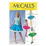 McCall's Patterns M7101, Sailor School Girl Costume