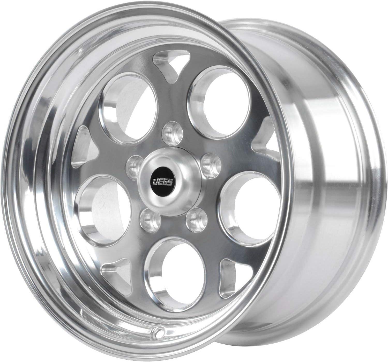 15 x 8 JEGS 69023 SSR Mag Wheel Diameter /& Width