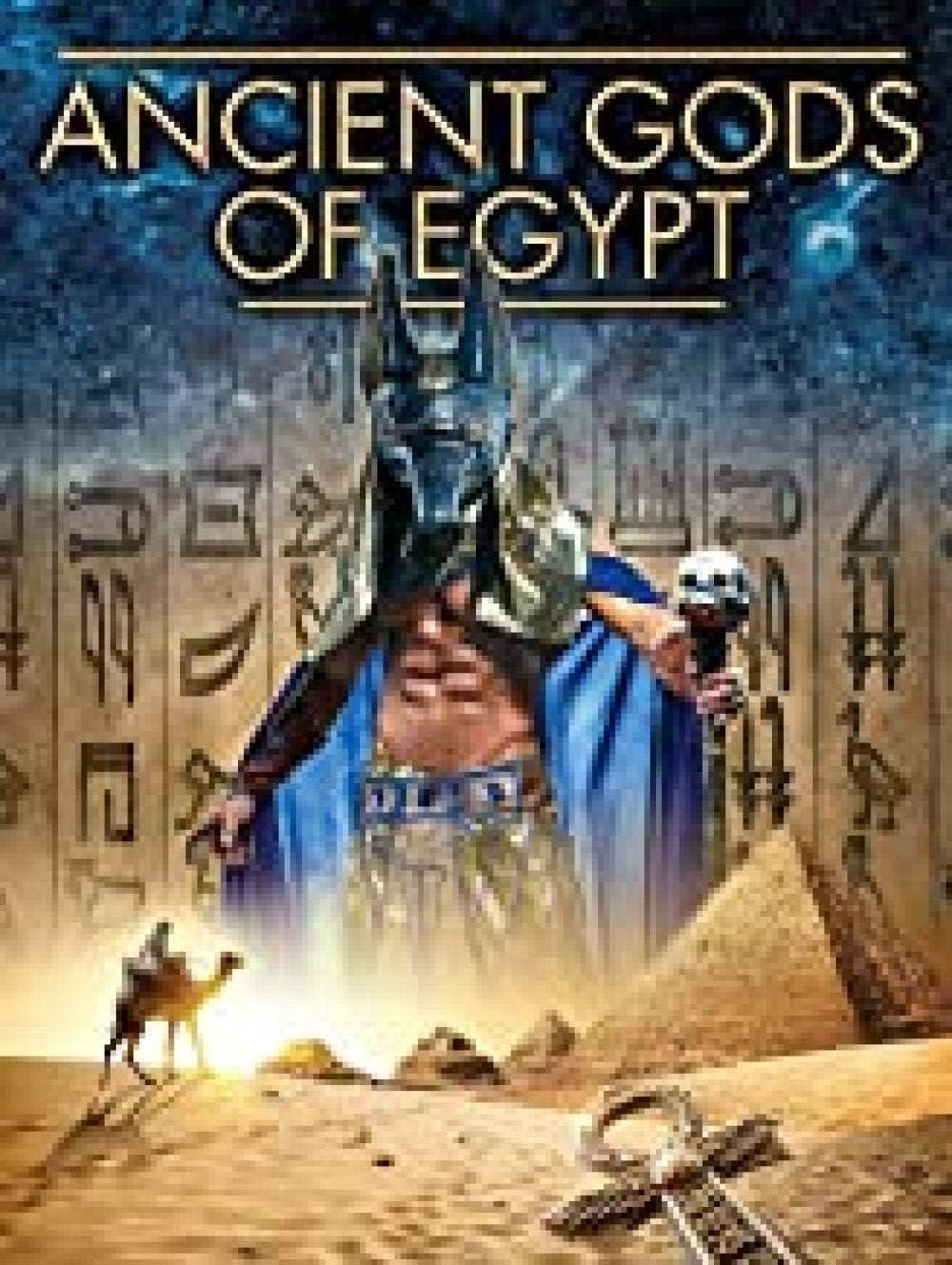 Yzqxiongtu Ancient God of Egypt Puzzle 1000 Piezas, Jugueterompecabezasmaderaentretenimiento, Rompecabezasadultos en 2D para Adolescentes Niño