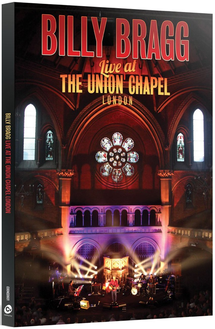 DVD : Billy Bragg - Live At The Union Chapel (2PC)