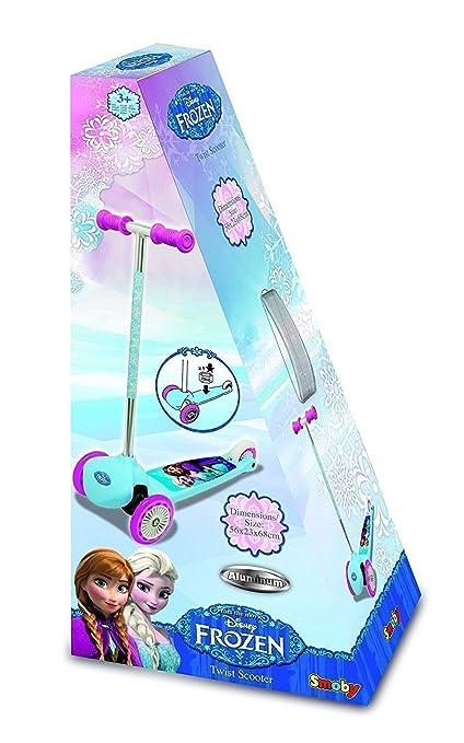 11 opinioni per Smoby 7600450206- Disney Frozen Monopattino, Tre Ruote Twist