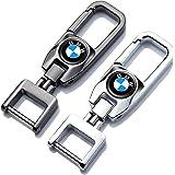HEY KAULOR Car Logo Key Chain Key Ring for BMW X1 X3 M3 M5 X1 X5 X6 Z4 3 5 7SeriesBusiness Gift Birthday Present for Men…