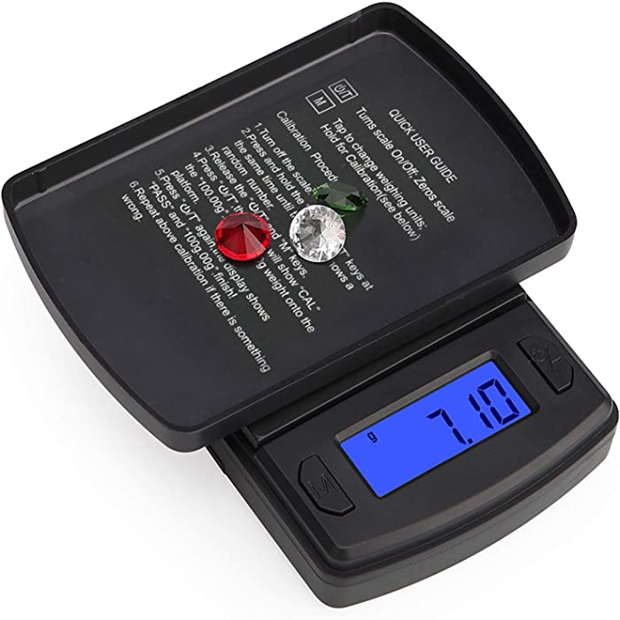 Top 8 00G Food Scale