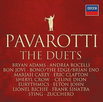 cd pavarotti the duets